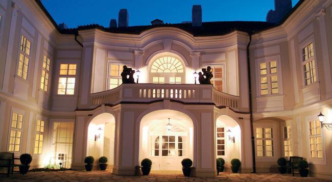 호텔 파크투브 팰리스 프라하 - 프라하 - 건물