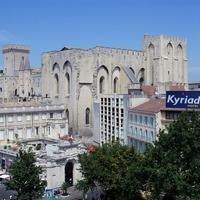 키리아드 아비뇽 팔래 데 파페 Kyriad Avignon Palais des Papes Exterior View