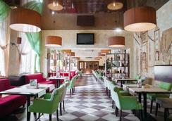 폴러스트로보 호텔 - 상트페테르부르크 - 레스토랑