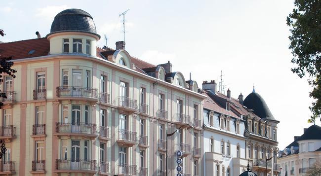 Hôtel Escurial - 메스 - 야외뷰