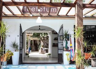 Teetotum Hotel Restaurant Lounge