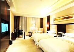 엑세몬 베이징 홍시앙 호텔 - 베이징 - 침실