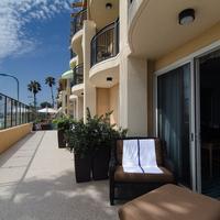 오션 파크 인 Terrace/Patio