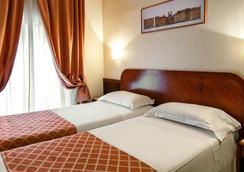 호텔 스메랄도 - 로마 - 침실