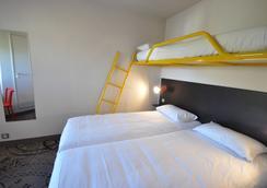 P'Tit Dej-Hotel Limoges Nord - 리모주 - 침실
