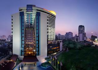 아트리움 방콕 호텔