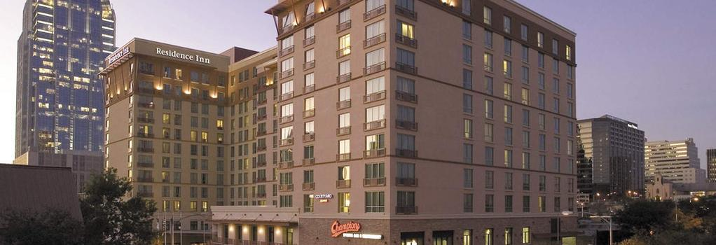Courtyard by Marriott Austin Downtown Convention Center - 오스틴 - 건물