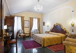 호텔 산 카시아노-레지덴자 에포카 카 파바레토 - 베네치아 - 침실