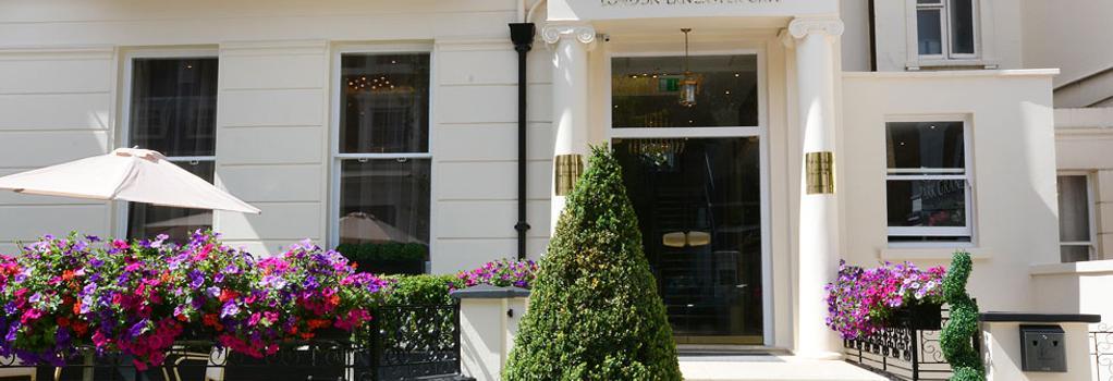 하이드 파크 프리미어 런던 패딩턴 - 런던 - 건물