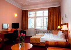 Hotel Aster - 베를린 - 침실