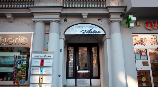 Hotel Aster - 베를린 - 건물