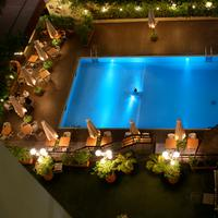 Hotel Memling Outdoor Pool