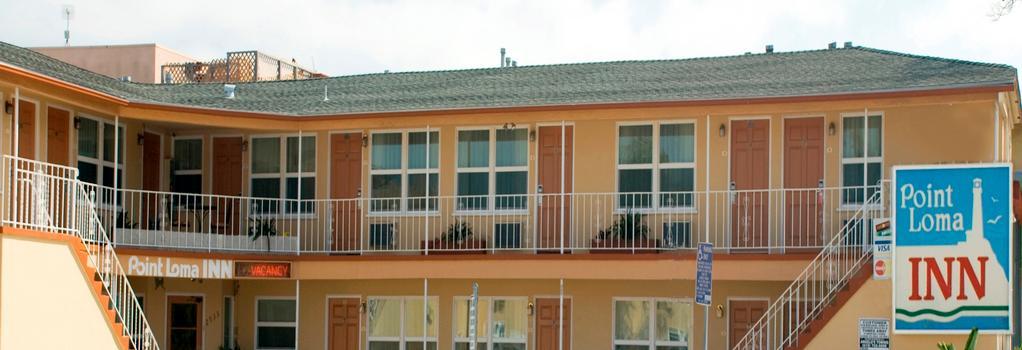 호텔 포인트 로마 - 샌디에이고 - 건물