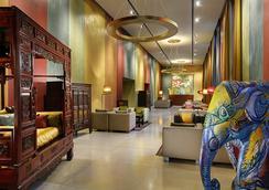 엔터프라이즈 호텔 디자인 & 부티크 - 밀라노 - 라운지