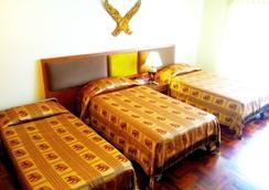 로얄 아이보리 호텔 - 방콕 - 침실