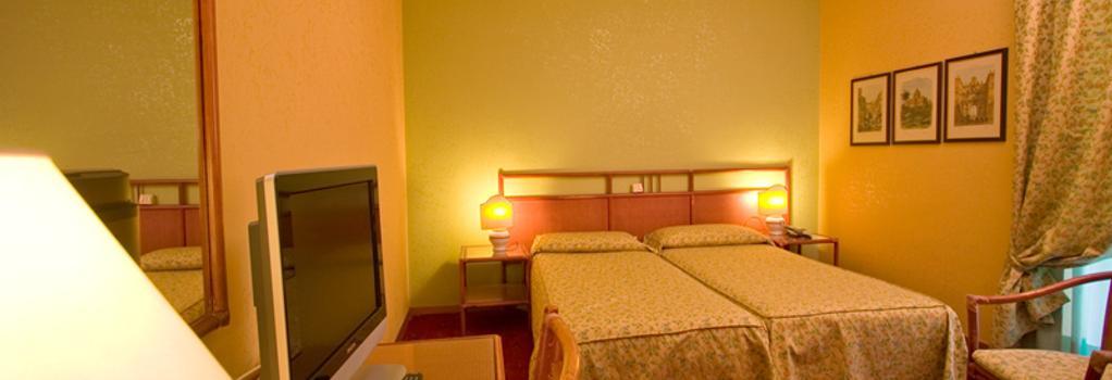 라우렌티아 로마 호텔 - 로마 - 침실
