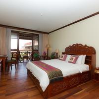 앙코르 파라다이스 호텔 Guest room