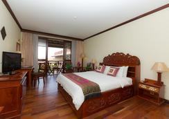 앙코르 파라다이스 호텔 - 시엠레아프 - 침실