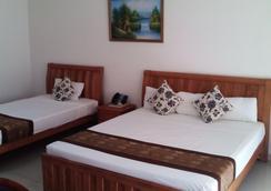 트랜스 인터내셔널 호텔 - 난디 - 침실