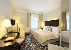 Grand Hotel Bohemia - 프라하 - 침실