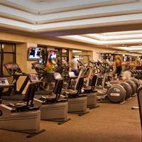 럭소르 호텔 Fitness Facility