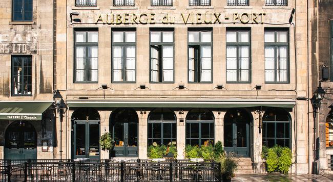 Auberge du Vieux-Port - 몬트리올 - 건물