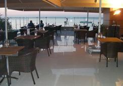 Büyükada Comfort Hotel - 이스탄불 - 레스토랑