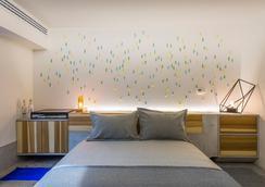 Hotel Carlota - 멕시코시티 - 침실