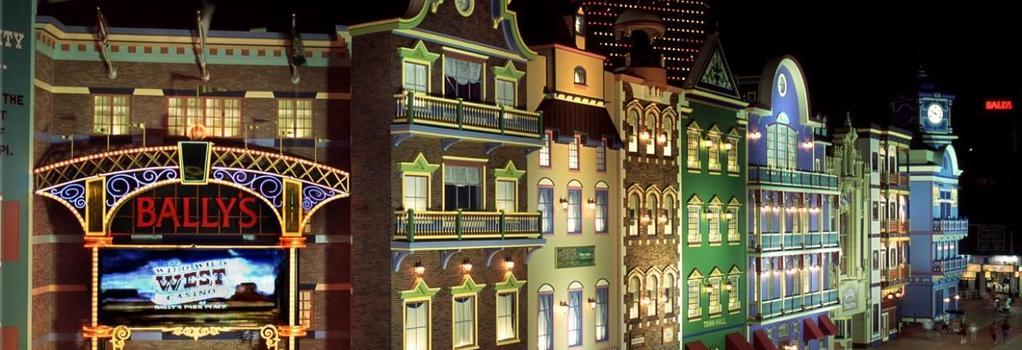 밸리스 애틀랜틱 시티 호텔 앤 카지노 - 애틀랜틱시티 - 건물