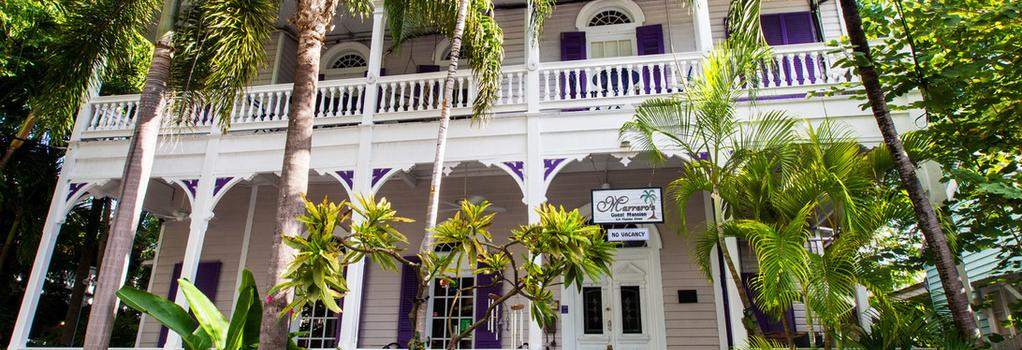 Marrero's Guest Mansion - 키웨스트 - 건물