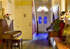 Marrero's Guest Mansion - 키웨스트 - 로비