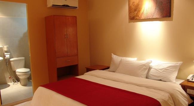 그랑프리 마닐라 호텔 - 마닐라 - 침실