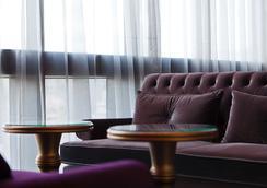 FX 호텔 타이베이 난징 이스트 로드 브랜치 - 타이베이 - 라운지