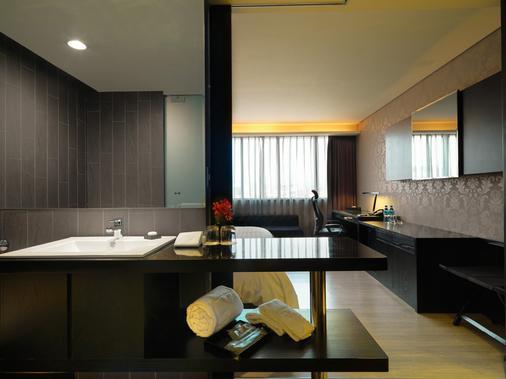 FX 호텔 타이베이 난징 이스트 로드 브랜치 - 타이베이 - 욕실