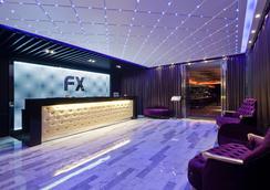 FX 호텔 타이베이 난징 이스트 로드 - 타이베이 - 로비
