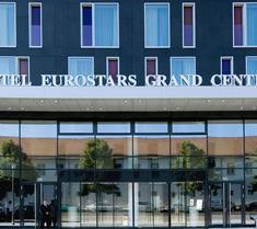 유로스타 그랜드 센트럴 호텔