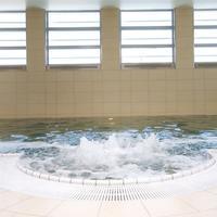 유로스타 그랜드 센트럴 호텔 Indoor Spa Tub