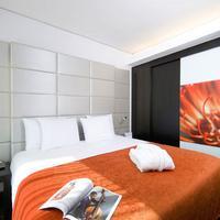 유로스타 그랜드 센트럴 호텔 Guestroom