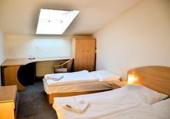 호텔 인터 프라하 - 프라하 - 침실