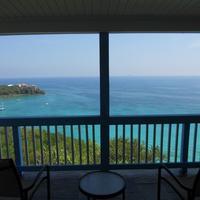 Paradise Cove Cottages Balcony View