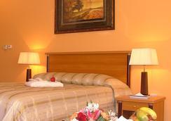 르 로얄 익스프레스 호텔 - 쿠웨이트 - 침실