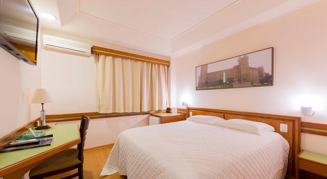 벨라 이탈리아 호텔 앤 에벤토스 - 포스두이구아수 - 침실
