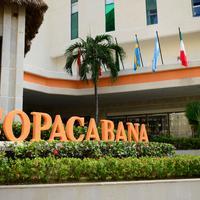 코파카바나 비치 호텔 Hotel Entrance