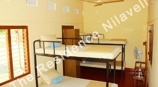 The Residence Nilaveli - Trincomalee - 침실
