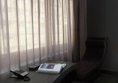 루머스 호텔 - 프랑크푸르트 - 침실