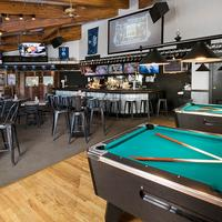 Evergreen Lodge Billiards