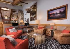Evergreen Lodge - 베일 - 로비