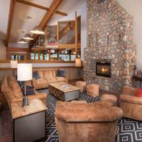 Evergreen Lodge Lobby Sitting Area