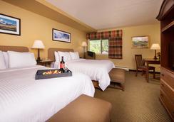 Evergreen Lodge & Condos - 베일 - 침실