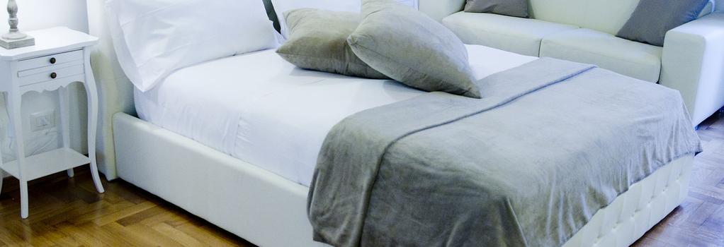 3 Inn Ripetta - 로마 - 침실